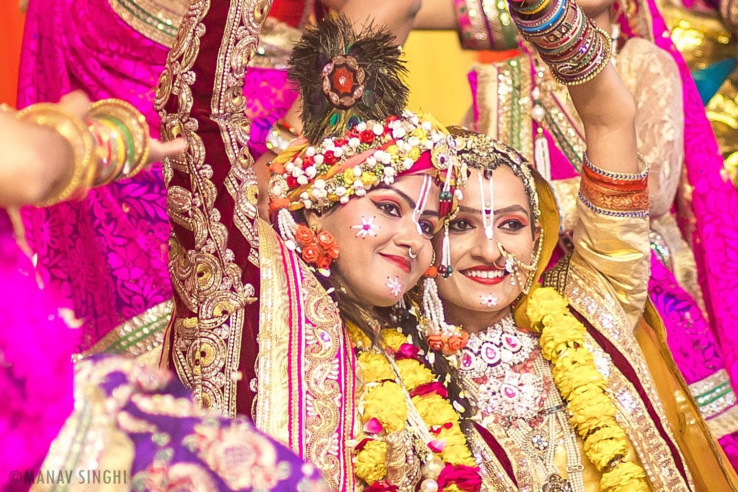 Fag Utsav, Govind DevJi Mandir, Jaipur - 2021
