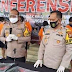 Polisi tangkap Lima pria, modus polisi gadungan