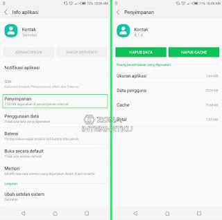 Solusi Alternatif Apabila Kontak Di Android Masih Tidak Muncul