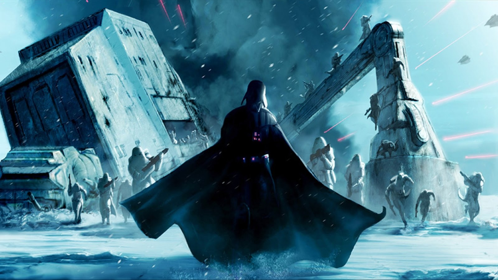 50 Star Wars Hd Wallpaper Background Images