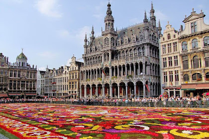 45 Fakta menarik tentang Belgia