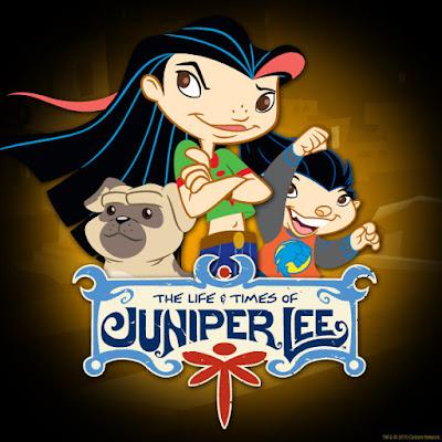 Juniper Lee Sezonul 1 online Dublat în Română