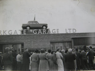 Parkgate Garage Ltd - Coventry