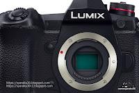 LUMIX DC G9正面写真