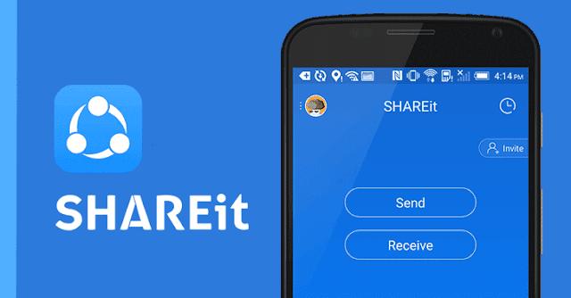 تحميل برنامج shareit أخر إصدار للكمبيوتر والموبايل
