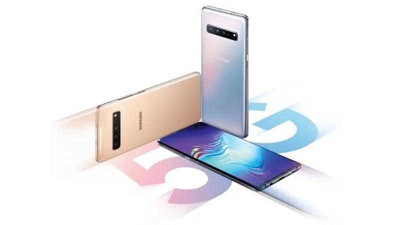 أفضل الهواتف الذكية 5g Galaxy S10 5g