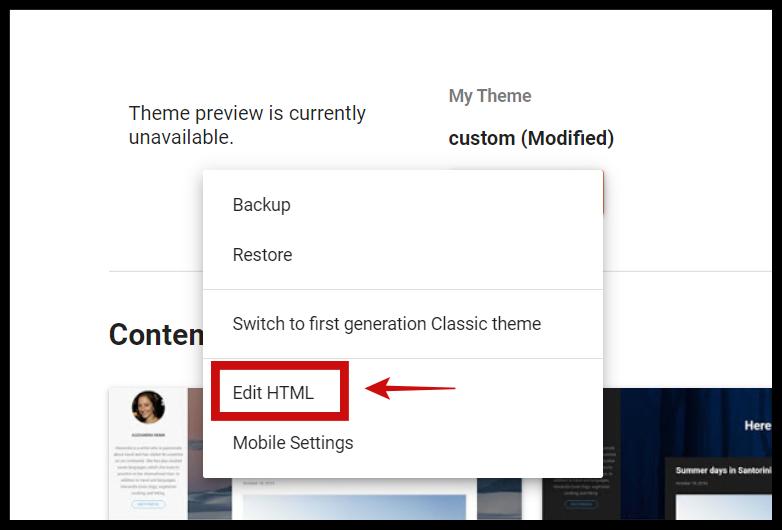 click-on-edit-html