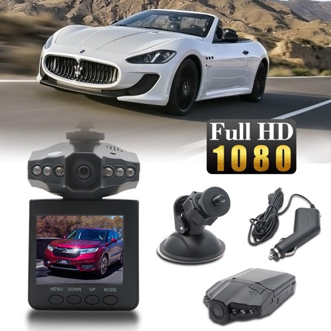Câmera Filmadora HD ideal para motoristas de aplicativo
