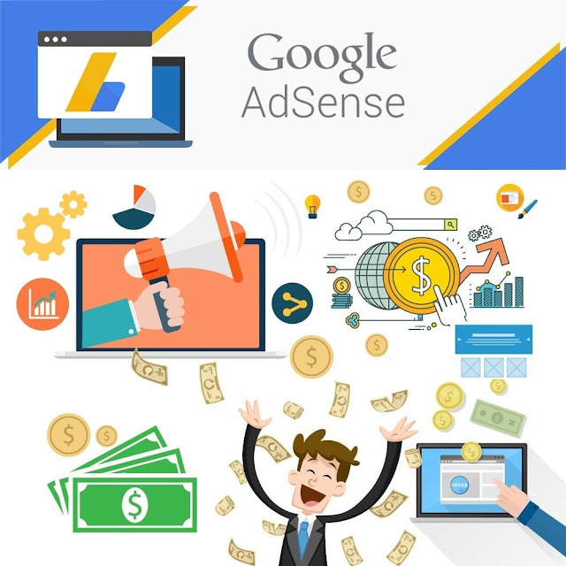 Make Money with Google Adsense 2019, Make Money with Google Adsense