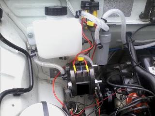 kit caseiro de hidrogênio, economizador de gasolina