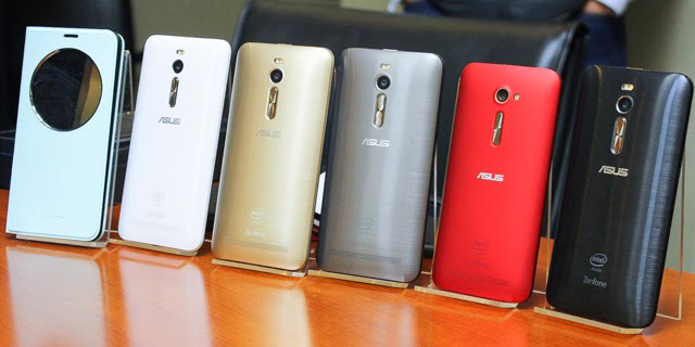 Asus Zenfone 2 released, with up to 4GB of RAM costs less than $300
