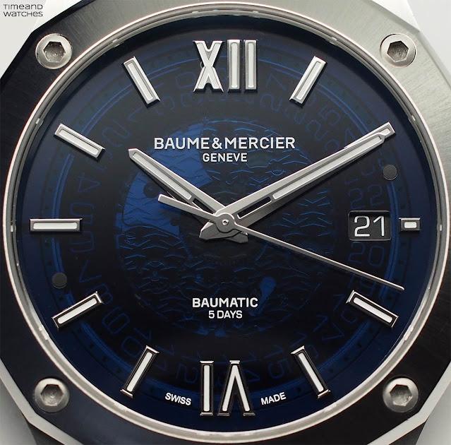 Baume et Mercier Riviera Baumatic 10616