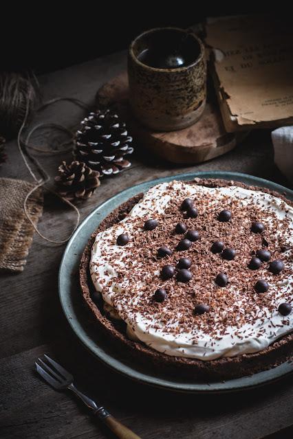 Banoffee pie au chocolat