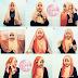 Cara Tutorial Jilbab Segi Empat Terbaru
