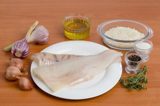 Разделка рыбы: Филе