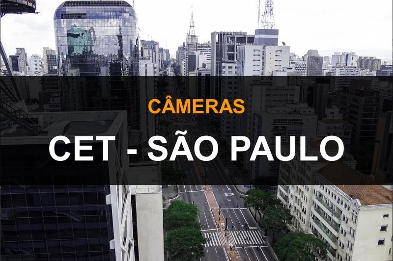 Trânsito CET - São Paulo