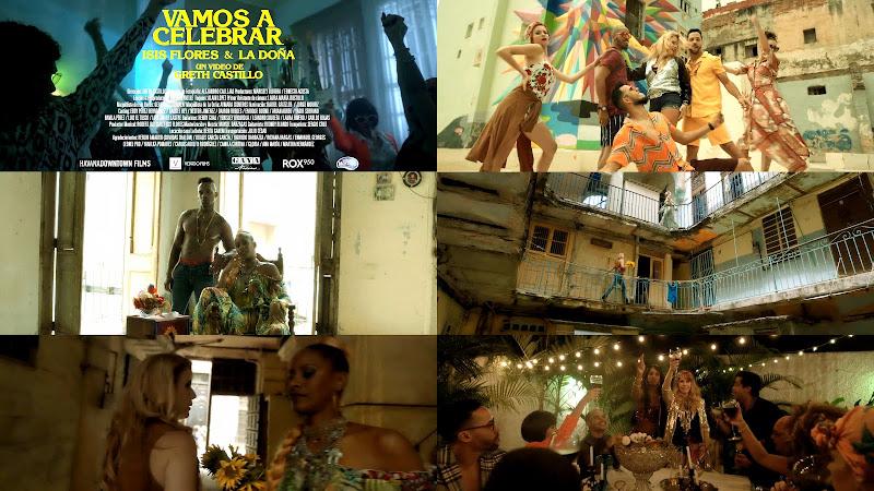 Isis Flores & La Doña - ¨Vamos a celebrar¨ - Videoclip - Dirección: Greth Castillo. Portal Del Vídeo Clip Cubano