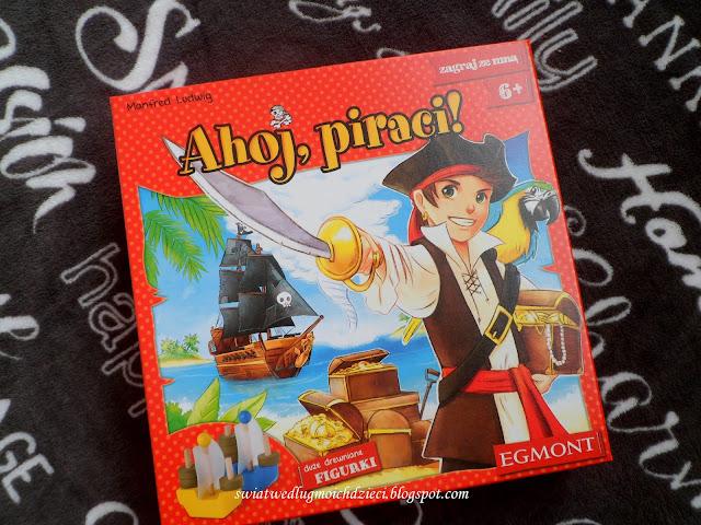 Ahoj, piraci