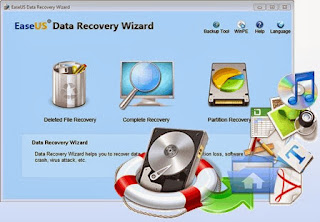 easeus data recovery wizard 7.5 software free download