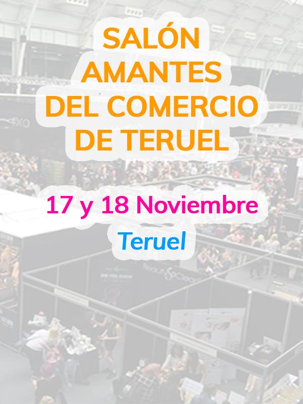Salón Amantes del Comercio de Teruel