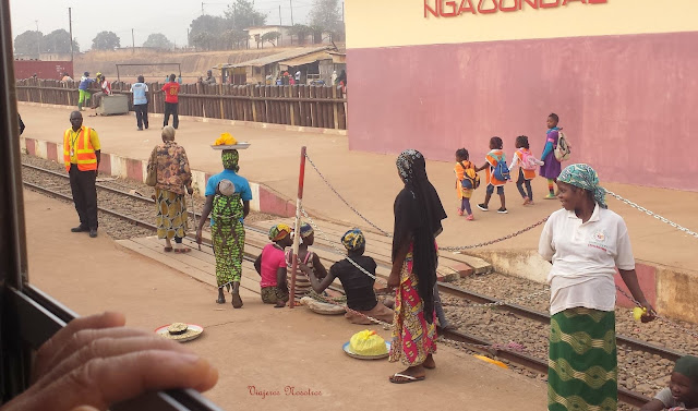 En tren por Camerún, de Yaundé a Nagaoundere
