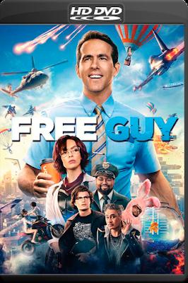 Free Guy [2021] [Custom – DVDR] [Latino] [Final]