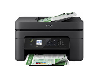 Epson WorkForce WF-2835DWF Drivers Download