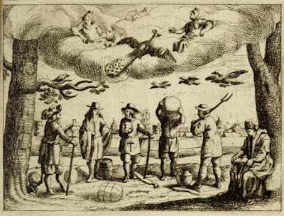 (1667 edition of Phaedrus) The Peacock and Juno