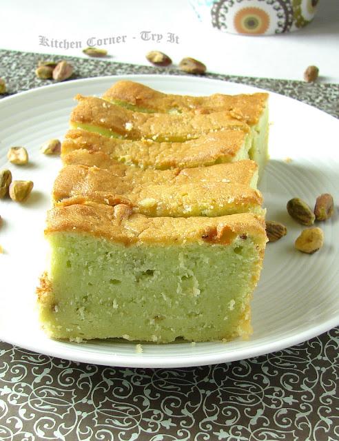 Hawaiian Butter Mochi Cake Recipe