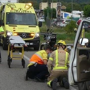 Un any després. Crònica d'un accident de trànsit