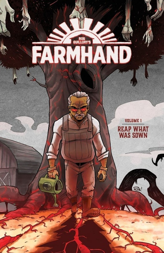 Farmhand Optioned For TV By AMC