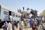 32  Orang Tewas Dalam Kecelakaan Kereta Api Di Mesir, Raja Salman Berduka