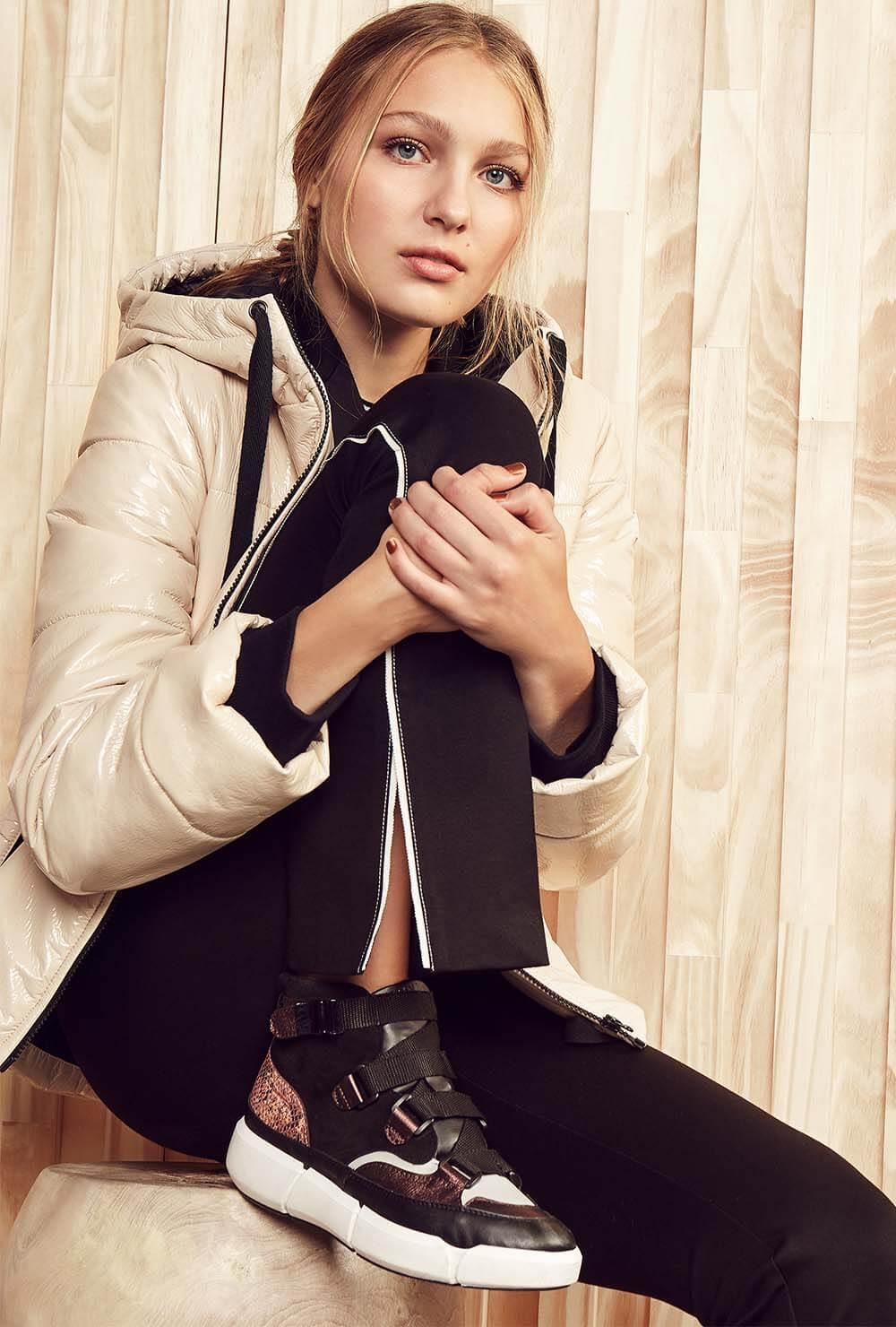 Camperas de invierno 2020 moda mujer. Moda otoño invierno 2020.