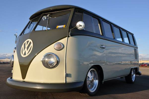 1966 Volkswagen Bus 13 Window Vw Bus Wagon