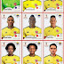 Colombia World Cup Team