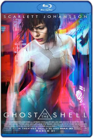 Ghost in the Shell: Vigilante del futuro (2017) HD 1080p y 720p Latino