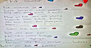 11+ Contoh surat pribadi antar teman terbaru yang baik dan benar