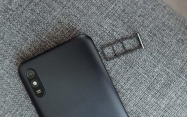 Design Xiaomi Redmi 9A SIM