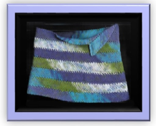 Water Colors Cowl