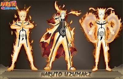 Foto Naruto Kyubi