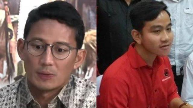 Bagyo Heran, Gibran sampai Dibantu Sandiaga Uno untuk Lawan Tukang Jahit