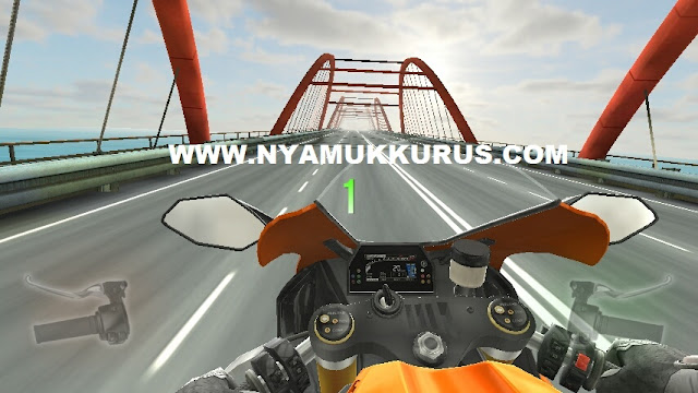 Game Traffic Rider Mod Apk