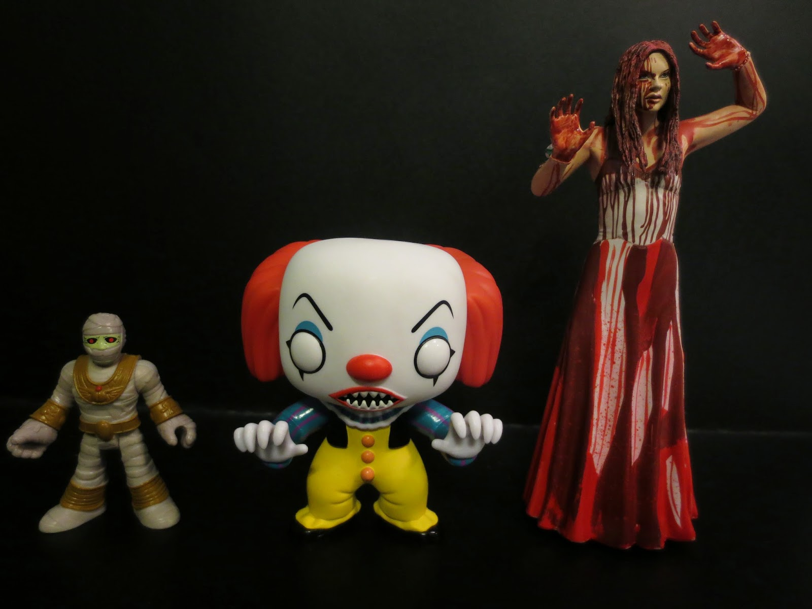 Action Figure Barbecue Action Figure Review Pennywise