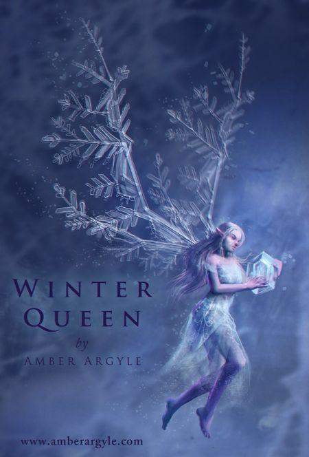 Laura Sava anotherwanderer deviantart ilustrações fantasia belas mulheres Fada do inverno