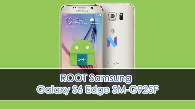 Cómo ROOTEAR Samsung Galaxy S6 Edge SM-G925F