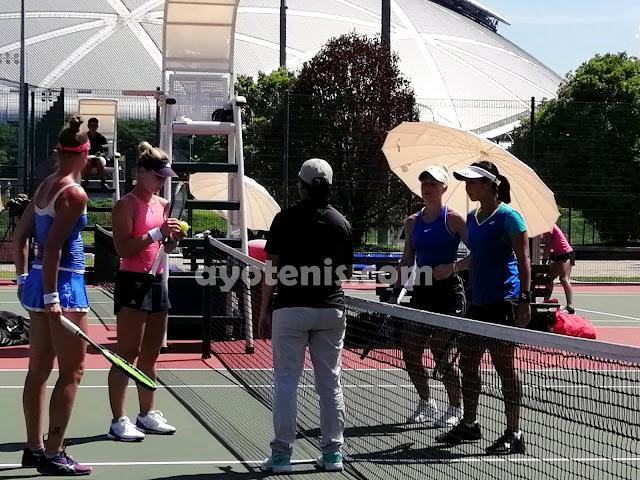 Aldila Sutjiadi Pijakkan Kaki ke Final ITF Singapura 25k