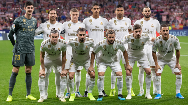Real Madrid announce squad for the must-win clash against Espanyol