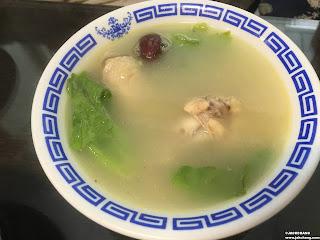 宮廷胡椒燉雞湯NT$85
