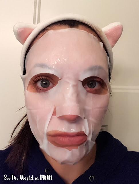 illi Camellia Nourishing Mask