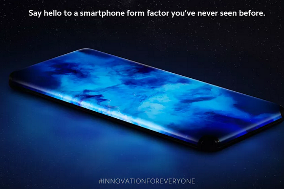 Xiaomi Unveils its First Quad-curved Waterfall Display Concept Smartphone